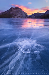 Emerging - Tenaya Lake, Yosemite National Park, California (Jim Patterson Photography) Tags: travel winter lake ice nature sunrise landscape outdoors frozen nationalpark colorful scenic yosemite cracks drama tenayalake tuolumnemeadows tiogapass jimpattersonphotography jimpattersonphotographycom seatosummitworkshops seatosummitworkshopscom