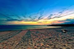 #850C8968- Clouds and Sand (Zoemies...) Tags: beach clouds colorful sands balikpapan melawai zoemies