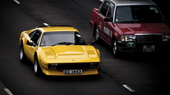 Ferrari 308 GTB (Rupert Procter) Tags: auto hk car nikon ride awesome mobil ferrari kong coche motor nikkor   kereta gtb 308 berlinetta  car car hong rwp kong rupertprocter d80 worldcars spotting exotics chasing    juanchai juanchaihk
