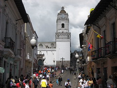 Quito: Iglesia La Merced (zug55) Tags: plaza church quito ecuador basilica colonial iglesia unescoworldheritagesite unesco worldheritagesite baroque iglesiadelamerced templo barocco baslica lamerced plazadelamerced patrimoniodelahumanidad iglesialamerced baslicadelamerced