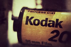 So Long Kodak (Mokadillion) Tags: film 35mm kodak 200 365 366 project365 processc41