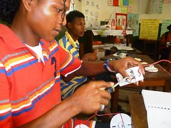 Education for Success Short Vocational Courses 2012: Domestic Electricity 19 (FADCANIC) Tags: nicaragua williamscollege lagunadeperlas saih unanlen fadcanic pearllagoonacademyofexcellence indigenousandafrodescendents