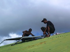 Education for Success Short Vocational Courses 2012: Solar Panel Maintenance 1 (FADCANIC) Tags: nicaragua williamscollege lagunadeperlas saih unanleón fadcanic pearllagoonacademyofexcellence indigenousandafrodescendents