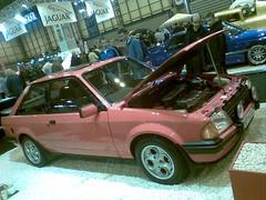 Ford Escort Mk3 XR3i (VAGDave) Tags: old ford car turbo rs escort mk3 mk4 xr3i