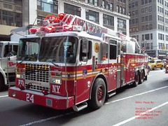 FDNY - Ladder 24 - 1-31-12 (FDNY8231) Tags: new york 2001 city nyc rescue usa ny bus tower port truck fire 1 4 authority rear 911 engine nypd 11 terminal aerial september mascot mount company mat ferrara ladder emergency firefighter 54 fdny department siren dalmatian tiller dept seagrave response haz kfd esu responding code3 sfb mcfd ctfd hd77