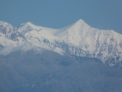 Taigetos Mountains in the snow (Gregelope) Tags: