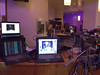 Results Night 2012 Livestream (JamesHarrison) Tags: royalholloway livestream insanityradio rhubarbtv