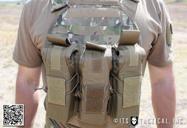 Zulu Nylon Gear M4 Double 08