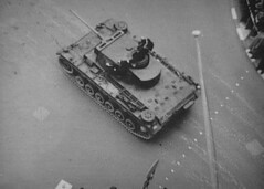 """Incredible view of the top of a Panzer III ausf L. • <a style=""""font-size:0.8em;"""" href=""""http://www.flickr.com/photos/81723459@N04/13283360545/"""" target=""""_blank"""">View on Flickr</a>"""