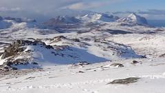 DSC09049 (chogori20) Tags: winter mountain snow nature norway landscape hiking north lofoten