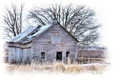 Sag (david.horst.7) Tags: abandoned barn rural illinois ruins decay farm