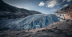 (Michal Florczak) Tags: travel blue snow ice nature norway delete9 landscape delete5 delete2 norge nationalpark nikon outdoor hiking delete6 delete7 save3 delete8 delete3 save7 save8 delete delete4 save save2 glacier save4 save5 save10 save6 eis breen stryn jostedalsbreen sognefjord fjordane d90 jostedal saveit savedbythedeltemeuncensoredgrou save9katie