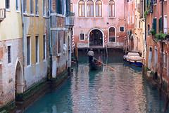 Venice (alison.dinneen) Tags: venice italy gondola