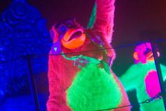 Fantasmic! (heytherejere) Tags: disneyland disney monkeys fantasmic kinglouie disneycharacters riversofamerica disneycastmembers thejunglebook disneyparks