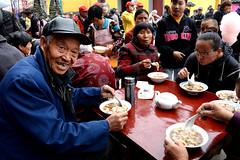 Wonton soup  (MelindaChan ^..^) Tags: china rural soup village chinese culture mel wonton tradition melinda jiangsu xinghua  ife   maoshan chanmelmel  melindachan