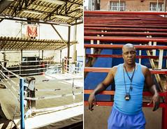 Hctor Vinent (Jorge Quinteros) Tags: travel camp portraits diptych havana cuba ring boxer boxing trainer rafaeltrejo sonya7ii