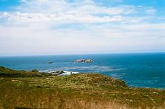 45460016 (danimyths) Tags: ocean california film beach water coast waterfront pacific roadtrip pch pacificocean westcoast californiacoast filmphotography pacificcostalhighway