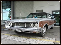 Dodge Monaco SW ,1968 (v8dub) Tags: auto old classic car schweiz switzerland automobile suisse automotive voiture monaco american dodge oldtimer sw 1968 oldcar collector wagen pkw klassik bleienbach worldcars