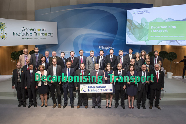 Partners launch the Decarbonising Transport project