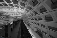 Capitol South (Capture the world in your mind) Tags: urban blackandwhite streetart photoshop underground photography washingtondc photo washington unitedstates metro sony streetphotography sigma indoors urbanphotography sigma1770 mikefuentes sonyshooter sonya55 mrmikefuentes mikefuentesphotography undergrounddc