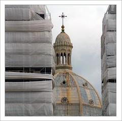 Cathdrale de la Major (me*voil) Tags: marseille construction cathedral basilica restoration cathdraledelamajor
