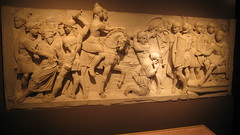 The Martyrdom of the Apostle Paul. (goldiesguy) Tags: vatican statue museum artwork statues ronaldreaganlibrary vaticansplendors goldiesguy