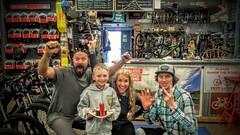Celebrating Max's completing te Gunbarrel 25 at Sports LTD (benjaminfish) Tags: ski sports tahoe 25 ltd heavenly gunbarrel