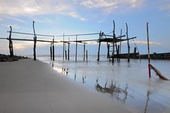 (jen-kai) Tags: life travel sunset sea summer sky nikon taiwan sigma   10mm 2016  d90