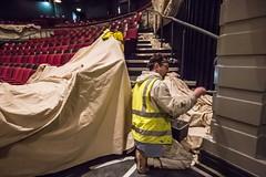 York Theatre Royal refurbishment - 10 (nican45) Tags: york building slr canon theatre yorkshire sigma wideangle april dslr 1020mm 1020 auditorium theatreroyal refurbishment 2016 1020mmf456exdc eos70d nickansell 01042016 1april2016