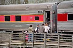 ARRC CVSR Outing: 1 (craigsanders429) Tags: passengertrains passengercars cuyahogavalleyscenicrailroad cvsrtrains cvsrrocksidestation