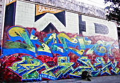 KaeReak67 (Eclectic Dyslexic) Tags: graffiti los angeles inglewood
