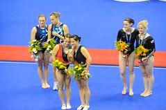 German Gold (Fleur-de-Leigh) Tags: trampoline gymnast age record olympics olympians worldtrampolinechampionships birmingihamuk