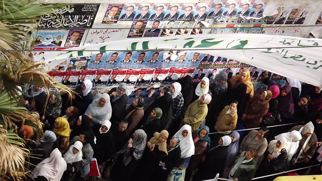 elections - Alexandria Egypt
