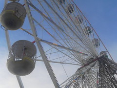 (Samantha E Dennant) Tags: sky wheel pier seaside central ferris blackpool