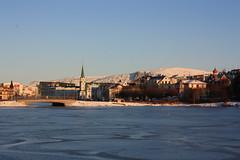 Reykjavík today (volhardt) Tags: winter light sun ice sol sunshine island is iceland vinter reykjavik lys reykjavík ísland vetur sól solskin ljós sólskín