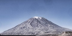El majestuoso Misti (Marcos GP) Tags: peru canon volcano 7d arequipa volcan misiti purix marcosgp