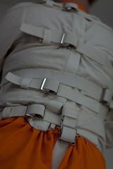 Zwangsjacke_2334 (skinmate) Tags: prison jail prisoner inmate restraints straitjacket zwangsjacke