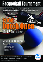 Dutch Open (Grafixsalsero) Tags: