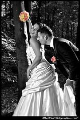 Huwelijksfoto's  door betaalbare trouwfotograaf in Groningen en Drenthe