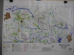 NC 24/27 - Table 14 (NCDOTcommunications) Tags: northcarolina aberdeen transportation us1 charrette moorecounty