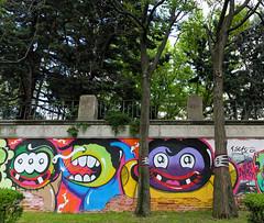 murphy - los desviados (dug_da_bug) Tags: madrid graffiti spain murphy hortaleza desviados losdesviados