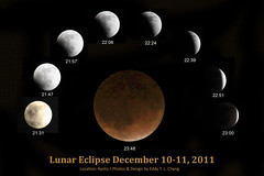 Lunar Eclipse 2011 (EYLC) Tags: japan photography eclipse kyoto   astronomy  lunar lunareclipse  2011       eylc