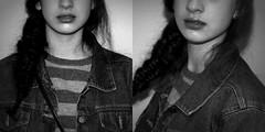stay true (lilialoukili) Tags: hat self denim lipstick fishtail