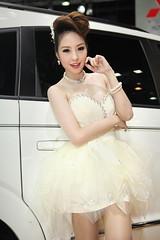 IMG_6837 (tony8888) Tags: show sexy beautiful car race pose thailand costume model expo bangkok queen thong impact thai motor thani muang