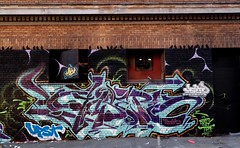 UPSA, PERVE, ABOVE, JAYMEE (kapshure) Tags: sf sanfrancisco above graffiti jaymee perve upsa