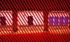 Red Strips (Serlunar (tks for 6.2 million views)) Tags: red paraty photo flickr foto strips flickrduel serlunar