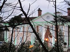 UK - London - Totteridge - Montebello (JulesFoto) Tags: uk london christmaslights hertfordshire ramblers totteridge montebello colonialhouse southhertsnorthlondonramblers