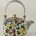 276. Unusual Chinese Cloisonne Teapot