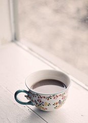 Home (amandanpowell) Tags: morning coffee peace teacup softlight