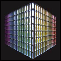 The Gift of Light (ioensis) Tags: christmas light glass colors saint st louis december darkness mo missouri gift merry 2011 jdl ioensis langholz giftoflight